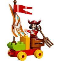 LEGO DUPLO Pirát Jake 10539 - Závody na pláži 5