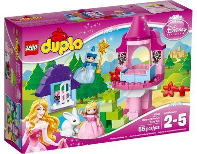 LEGO DUPLO Princezny 10542 - Pohádka o Šípkové Růžence