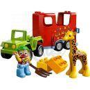 LEGO DUPLO 10550 Cirkus na cestách 2