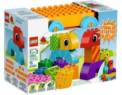 LEGO DUPLO 10554 - Tahací hračky pro batolata