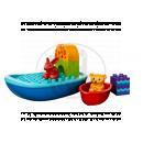 LEGO DUPLO Kostičky 10567 - Sada pro batolata - Postav si loďku 3