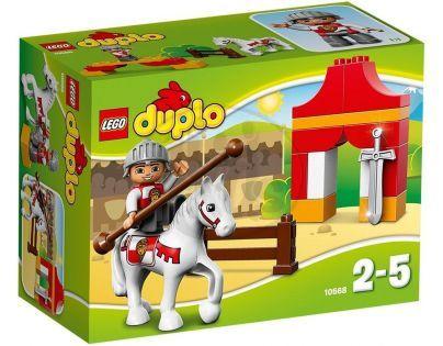 DUPLO LEGO Ville 10568 - Rytířská výprava