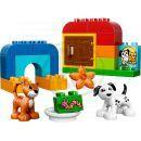 LEGO DUPLO Kostičky 10570 - LEGO® DUPLO® Dárková sada vše v jednom 2