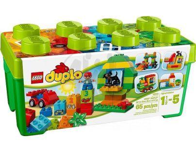LEGO DUPLO 10572 Box plný zábavy - Poškozený obal