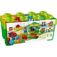 LEGO DUPLO Kostičky 10572 - LEGO® DUPLO® Box plný zábavy