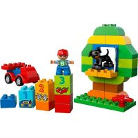 LEGO DUPLO Kostičky 10572 Box plný zábavy 3