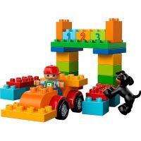 LEGO DUPLO Kostičky 10572 Box plný zábavy 4