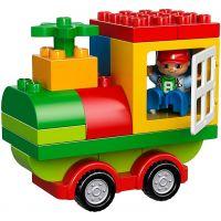 LEGO DUPLO Kostičky 10572 Box plný zábavy 5