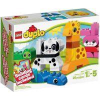 LEGO DUPLO Kostičky 10573 - Postav si zvířátka