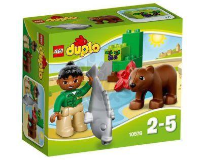 DUPLO LEGO Ville 10576 - Zoo