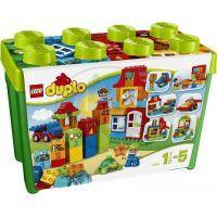 LEGO DUPLO Kostičky 10580 - LEGO® DUPLO® Zábavný box Deluxe