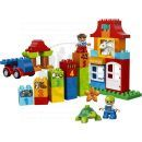 LEGO DUPLO Kostičky 10580 - LEGO® DUPLO® Zábavný box Deluxe 2