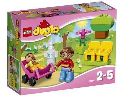 DUPLO LEGO Ville 10585 - Maminka a miminko