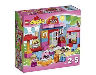 DUPLO LEGO Ville 10587 - Kavárna