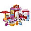 DUPLO LEGO Ville 10587 - Kavárna 2