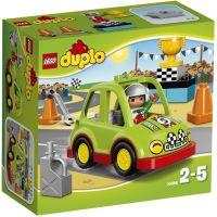 DUPLO LEGO Ville 10589 - Závodní auto
