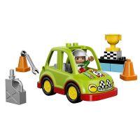 DUPLO LEGO Ville 10589 - Závodní auto 2