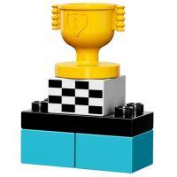 DUPLO LEGO Ville 10589 - Závodní auto 3