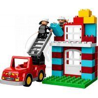 LEGO DUPLO 10593 Hasičská stanice 4