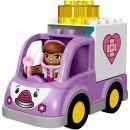 LEGO DUPLO 10605 Doktorka Plyšáková Sanitka Rosie 3