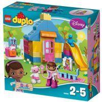 LEGO DUPLO 10606 Ordinace doktorky Plyšákové