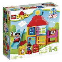 LEGO DUPLO Toddler 10616 - Můj první domeček na hraní