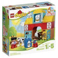 LEGO DUPLO Toddler 10617 - Moje první farma