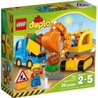 LEGO DUPLO 10812 Pásový bagr a náklaďák 4