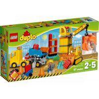 LEGO DUPLO 10813 Velké staveniště - Poškozený obal