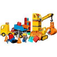 LEGO DUPLO 10813 Velké staveniště - Poškozený obal 2