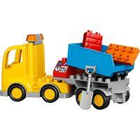 LEGO DUPLO 10813 Velké staveniště - Poškozený obal 3