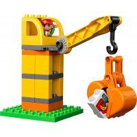 LEGO DUPLO 10813 Velké staveniště - Poškozený obal 4