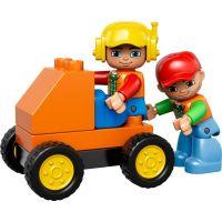LEGO DUPLO 10813 Velké staveniště 6