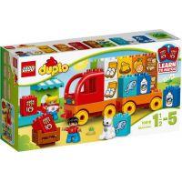 LEGO DUPLO 10818 Můj první náklaďák - Poškozený obal