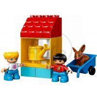 LEGO DUPLO 10819 Moje první zahrádka 5