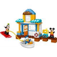 LEGO DUPLO 10827 Mickey a jeho kamarádi v domě na pláži 2
