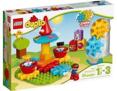 LEGO DUPLO 10845 Můj první kolotoč