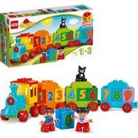 LEGO® 10847 DUPLO® Vláčik s číslami