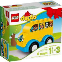 LEGO DUPLO 10851 Můj první autobus - Poškozený obal