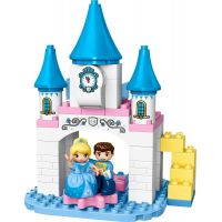 LEGO DUPLO 10855  Popelčin kouzelný zámek 2