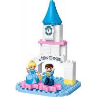 LEGO DUPLO 10855  Popelčin kouzelný zámek 3