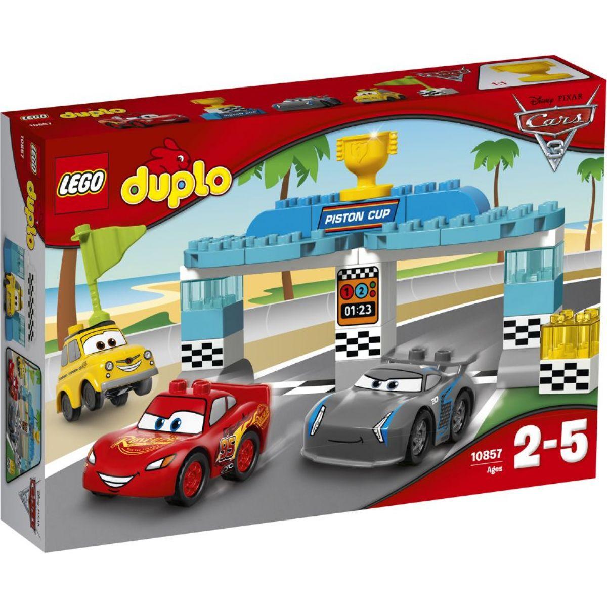 LEGO DUPLO 10857 Závod o Zlatý píst