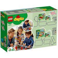 LEGO® DUPLO® 10872 Doplňky k vláčku Most a koleje 6