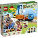 LEGO DUPLO 10875 Nákladní vlak 3