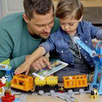 LEGO® DUPLO® 10875 Nákladní vlak 4