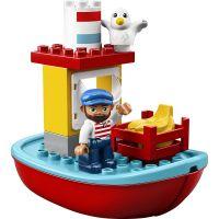 LEGO® DUPLO® 10875 Nákladní vlak 5