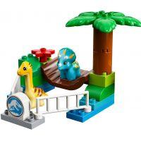 LEGO DUPLO 10879 Jurassic World Dinosauří zoo