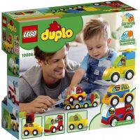 LEGO DUPLO 10886 Moje první vozidla 3