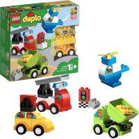 LEGO® DUPLO® 10886 Moje prvé výtvory vozidiel