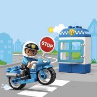 LEGO® DUPLO® 10900 Policajná motorka 5